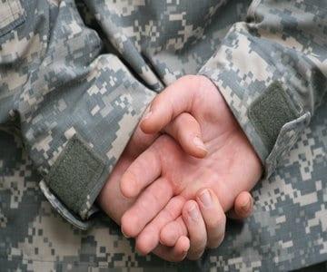 חייל ידיים מוקטנת 300-360