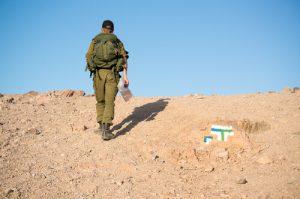חיילים בצבא בקורונה